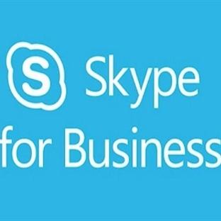 Skype For Business Tamamen Kullanımda