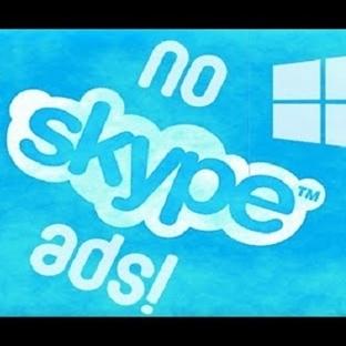 Skype Reklamları Nasıl Gizlenir?