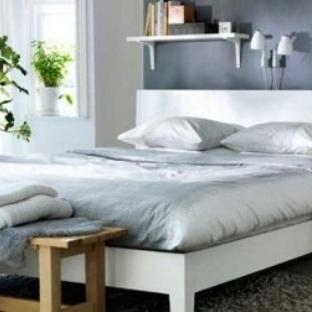 Sonbahar ve Kış Yatak Odaları Süslemeleri