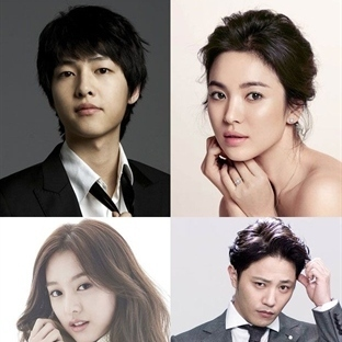 Song Joong Ki askerden döndü mü?