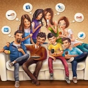 Sosyal Medyada Paylaşım Saatleri