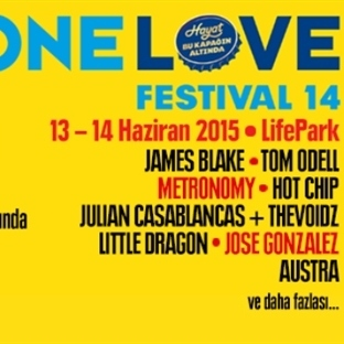 İşte One Love Festival 14'te Sahne Alacak İsimler