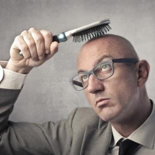 Streslenmek saç döker mi?