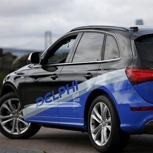 Sürücüsüz Otomobil Testleri Başarılı İle Tamamladı