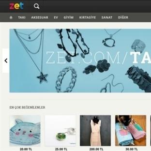 Tasarımcıların Pazar Yeri Zet.com