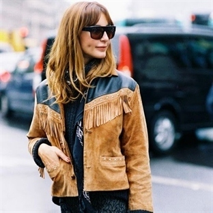 Trend: Süet ceket