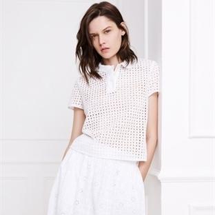 Trendy beyazlar baharda Zara'da