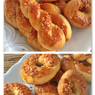 Tuzlu Pastane Kurabiyesi