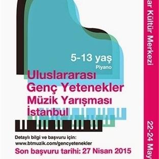 Uluslararası Genç Yetenekler Müzik Yarışması