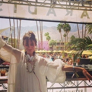 Ünlülerin Coachella Instagram Fotoğrafları