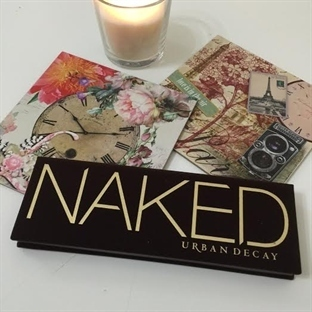 URBAN DECAY, NAKED 1 PALET İNCELEME