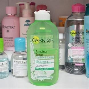 Ürün İncelemesi:Garnier Arındırıcı Tonik