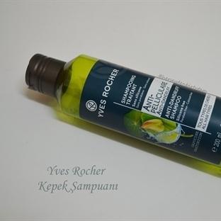 Ürün İncelemesi:Yves Rocher Kepek Şampuanı