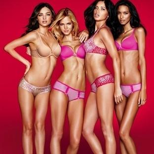Victoria Secret Melek Vücutları İçin 3 Hareket