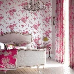 Vintage Esintileriyle Birleşen Yatak Odaları