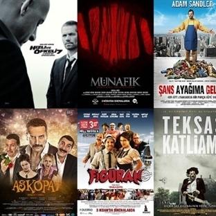 Vizyona Giren Filmler : 3 Nisan