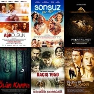 Vizyona Giren Filmler : 10 Nisan