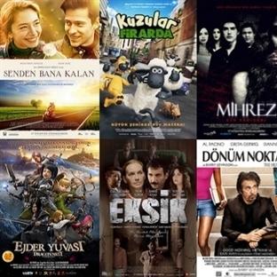 Vizyona Giren Filmler : 17 Nisan