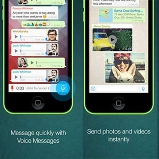 Whatsapp iOS için Sesli Görüşmeyi Aktif Etti
