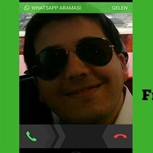 WhatsApp'tan ücretsiz arama yapılabilecek!