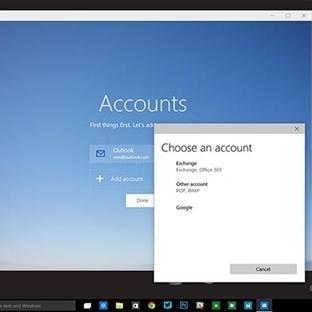 Windows 10 Posta ve Takvim Uygulaması Sızdırıldı
