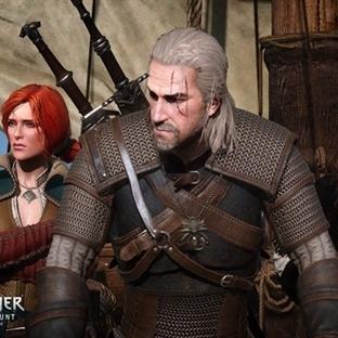 Witcher 3: Wild Hunt'un Yeni Ekran Görüntüleri Yay