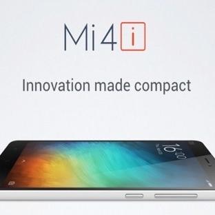 Xiaomi, 23 Nisan Lasman'ında Mi4i modeli tanıtıldı