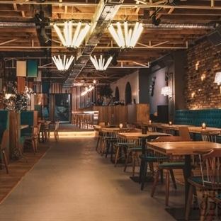 Yellow Office'den Köstence'de The Lodge Restaurant