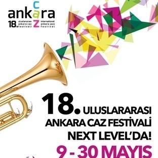 18. Uluslararası Ankara Caz Festivali Başlıyor!