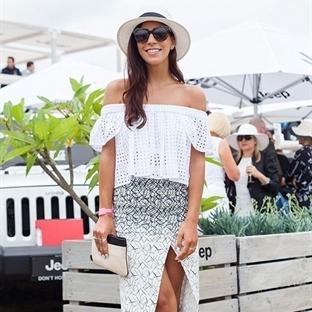 2015 Yaz Trend Giyim Alarmı: Kayık Yaka Bluzlar!