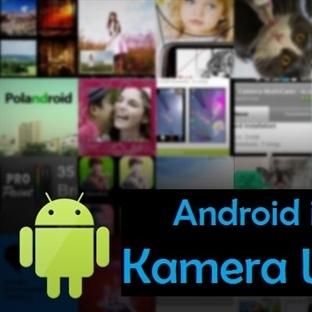 Android için En İyi 5 Kamera Uygulaması