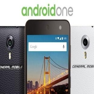 Android One'lı General Mobile 4G Modeli Tanıtıldı