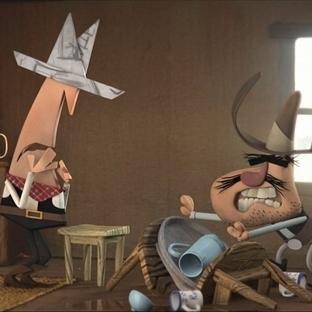 Animasyon - Rob'n Ron - Şirinlikten Çatlayan Anima