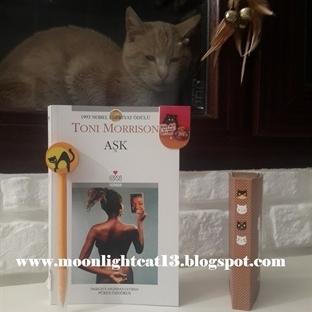 Aşk - Toni Morrison * Bahar Okuma Şenliği 2015