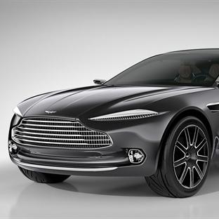 Aston Martin DBX'de Mercedes Platformu...
