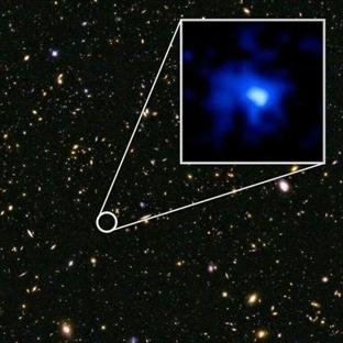 Astronomlar En Uzak Galaksiyi Keşfetti