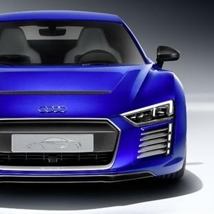 Audi'den kendi kendine gidebilen elektrikli araba