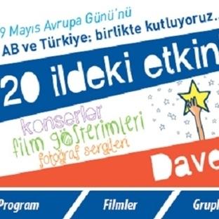 Avrupa Günü Kapsamı'nda Ücretsiz Etkinlikler-Uçurt