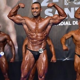 Avrupa Vücut Geliştirme ve Fitness Şampiyonası