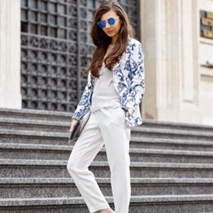 Beyaz Pantolon Nasıl Giyilir?