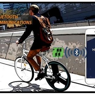 Bisiklet Değil Tekerlek Elektrikli