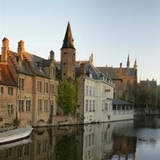 Brugge'de Gezilecek Yerler
