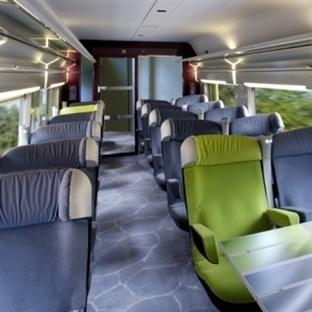 Brüksel'den Diğer Avrupa Şehirlerine Tren Ulaşımı