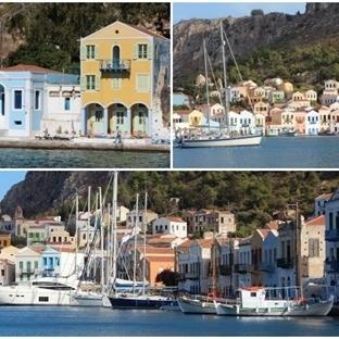 Büyülü renkleriyle bir komşu ada: Megisti