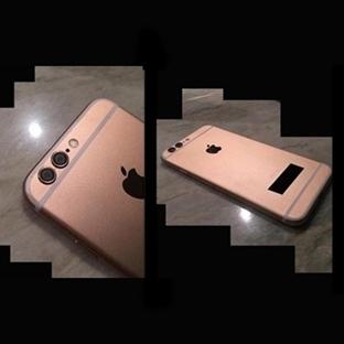 Çift Kameraya Sahip iPhone 6S Sızdı!