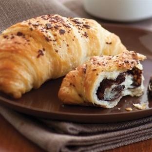 Çikolatalı Milföy Pufları Tarifi