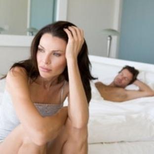Cinsel isteksizlik ile biten ilişkiler, evlilikler