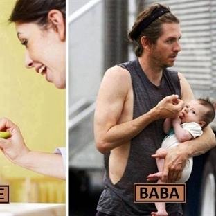 Çocuk Yetiştirmede Anne ve Baba Farkı