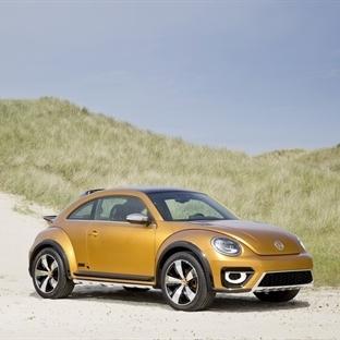 Crossover Modasına VW Beetle'da Uyacak
