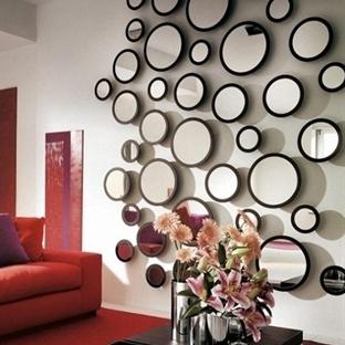 Dekorasyonda Aynalara Yer Açın